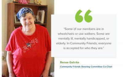 Meet Renee Gehrke