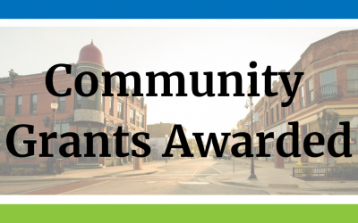 Spring FY2021 Community Grants Awarded