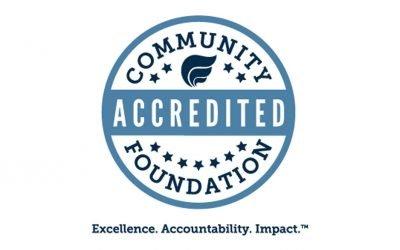 Community Foundation Receives National Standards Accreditation